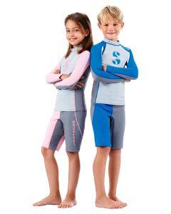 Wizard Rasguard Shorts voor Kinderen
